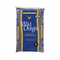 Wild Delight Premium Grade Black Oil Sunflowers - 1