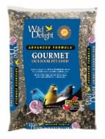 Wild Delight Gourmet Assorted Species Wild Bird Food Sunflower Seeds 8 lb. - Case Of: 1;