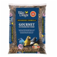 Wild Delight Gourmet Wild Bird Food Assorted Species Wild Bird Food Sunflower Seeds 20 lb.