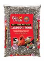 Wild Delight Cardinal Cardinal Wild Bird Food Sunflower Seeds 7 lb. - Case Of: 1;