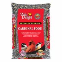 Wild Delight Cardinal Cardinal Wild Bird Food Sunflower Seeds 15 lb. - Case Of: 1;