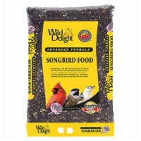 Wild Delight Outdoor Backyard Songbird Food Seed Blend with Real Fruit & Nuts - 1 Piece