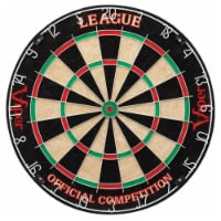 Viper League Sisal Dartboard - 1