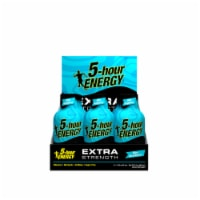 5-Hour Energy Extra Strength Blue Raspberry Supplements
