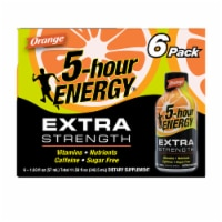 5-Hour Extra Strength Orange Energy Drink
