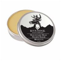 Buck Ridge Soap mmBALM Mountain Man Beard Balm - 1