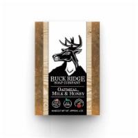 Buck Ridge Soap OATMILKHONEYBAR Oatmeal, Milk & Honey Handmade Soap - 1