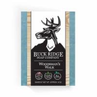 Buck Ridge Soap WOODSMANSOAP Woodsmans Walk Handmade Soap - 1