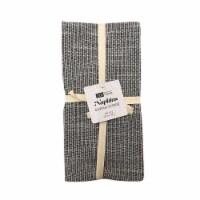 Arlee Home Fashions Table Trends Napkins - Sarah Stripe