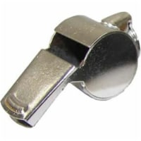 Metal Whistles, Pack of 12 - 1