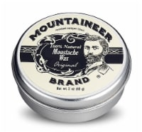 Mountaineer Brand  Moustache Wax