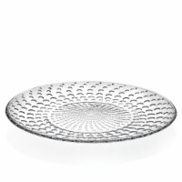 Lorren Home Trends 260390 10 in. 4 Piece Galassia Dinner Plates