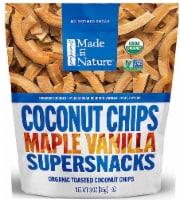Made In Nature  Organic Toasted Coconut Chips   Maple Vanilla