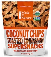 Made In Nature  Organic Toasted Cinnamon Toasted Coconut Chips