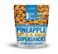 Made in Nature Organic Dried Pineapple Supersnacks - 7.5 oz