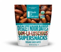 Made in Nature Organic Dried Deglet Noor Dates Supersnacks