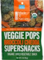 Made in Nature Broccoli Chedda Super Snacks