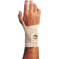 Proflex by Ergodyne Wrist Support, Right, XL, Tan  4000 - 1