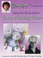 Bob Ross Books-Joy Of Painting Flowers - 1