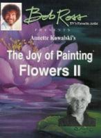 Bob Ross Books-Joy Of Painting Flowers II - 1