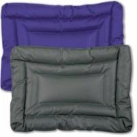Slumber Pet ZA210 42 11 Water Resistant Bed, Gray - Large