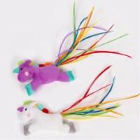 Pet Park Blvd Rainbow Unicorn Toy - 1