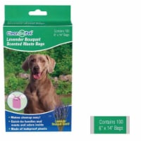 Clean Go Pet Lavender Scent Waste Bags 100 Count - 100