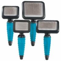 Master Grooming Tools Ergonomic Slicker Brush Small - 1