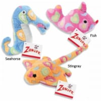 Zanies ZA1199 16 75 Zanies Sea Charmer Fish Pink