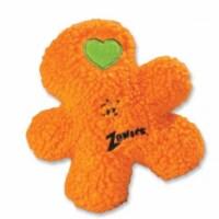 Zanies Embroidered Berber Boy 8.5 In Orange