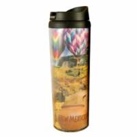 Americaware SATNMX01 New Mexico Full Color Lenticular Tumbler - 1