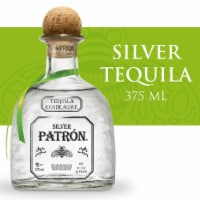 Patron Silver Tequila - 375 mL