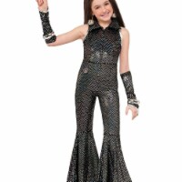 Forum Novelties 271550 Boogie Girl Child Costume - Medium - 1