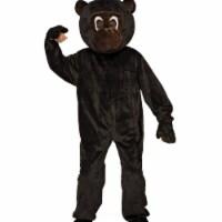 Forum Novelties 277441 Halloween Boys Plush Monkey Costume - Medium - 1