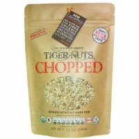 """Tiger Nuts """"Chopped"""" in 12 oz bags! - 12 oz"""