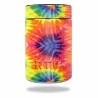 MightySkins RTCAN-Tie Dye 2 Skin for RTIC Can 2016 Wrap Cover Sticker - Tie Dye 2 - 1
