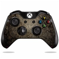 MightySkins MIXBONCO-Cracked Skin Decal Wrap for Sony PlayStation DualShock PS4 Controller - - 1