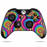 MightySkins MIXBONCO-Groovy 60s Skin Decal Wrap for Sony PlayStation DualShock PS4 Controller - 1