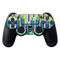 MightySkins SOPS4CO-Fruit Stripes Skin Decal Wrap for DualShock PS4 Controller - Fruit Stripe - 1