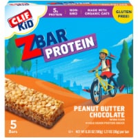 Clif Kid Z Peanut Butter Chocolate Protein Bars