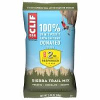 Clif Sierra Trail Mix Energy Bar