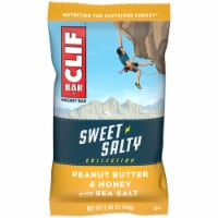 Clif Sweet & Salty Peanut Butter & Honey with Sea Salt Energy Bar