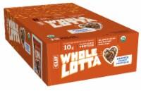 Clif Whole Lotta Roasted Peanut Chocolate Bars