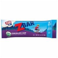Clif Kid ZBar Organic Chocolate Chip Energy Snack Bar - 1.27 oz