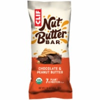 Clif Bar Organic Nut Butter Filled Chocolate Peanut Butter Energy Bar