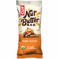 Clif Bar Organic Nut Butter Filled Peanut Butter Energy Bar