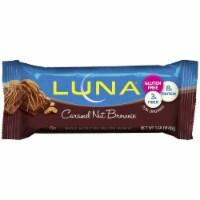 Luna Caramel Nut Brownie Snack Bar, 1.7 Ounce -- 240 per case. - 16-15-1.69 OUNCE