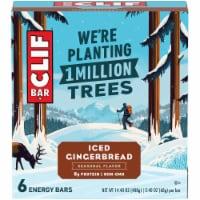 Clif Bar Iced Gingerbread Energy Bars