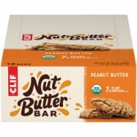 Clif Bar Nut Butter Filled Peanut Butter Bars