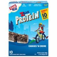 Clif Kid ZBar Cookies n Creme Protein Snack Bars